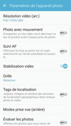 Samsung Galaxy S7 Edge - Photos, vidéos, musique - Prendre une photo - Étape 6