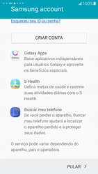 Samsung Galaxy S7 Edge - Primeiros passos - Como ativar seu aparelho - Etapa 21