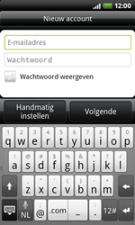 HTC A7272 Desire Z - E-mail - Handmatig instellen - Stap 7