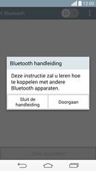LG G3 s 4G (LG-D722) - Bluetooth - Headset, carkit verbinding - Stap 5