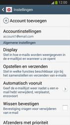 Samsung I9300 Galaxy S III - E-mail - Instellingen KPNMail controleren - Stap 7