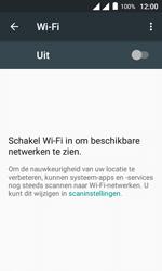 Alcatel Pixi 4 (4) - WiFi - Handmatig instellen - Stap 6