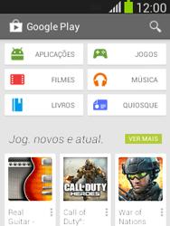 Samsung Galaxy Pocket Neo - Aplicações - Como pesquisar e instalar aplicações -  4
