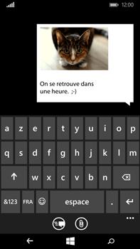 Microsoft Lumia 640 XL - MMS - Envoi d