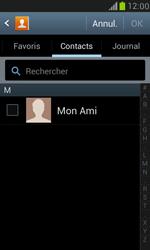 Samsung Galaxy S3 Mini - Contact, Appels, SMS/MMS - Envoyer un MMS - Étape 6