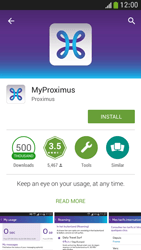 Samsung I9195 Galaxy S IV Mini LTE - Applications - MyProximus - Step 8