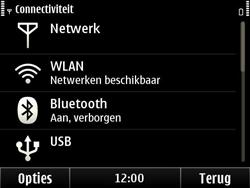 Nokia E6-00 - Netwerk - gebruik in het buitenland - Stap 8