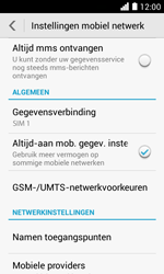 Huawei Ascend Y330 - Internet - buitenland - Stap 9