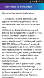 Samsung Galaxy A3 (2016) - Applicaties - MyProximus - Stap 11
