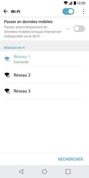 LG H870 G6 - WiFi et Bluetooth - Configuration manuelle - Étape 7