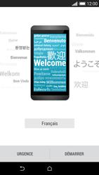 HTC Desire 610 - Premiers pas - Créer un compte - Étape 3