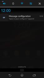 Sony C6603 Xperia Z - MMS - Configuration automatique - Étape 4