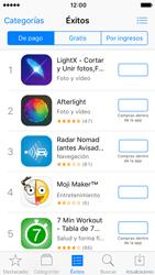 Apple iPhone 5s iOS 10 - Aplicaciones - Descargar aplicaciones - Paso 6
