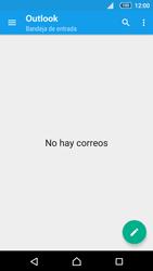 Sony Xperia Z5 Compact - E-mail - Configurar Outlook.com - Paso 4