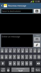 Samsung C105 Galaxy S IV Zoom LTE - MMS - envoi d'images - Étape 4