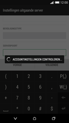 HTC Desire 620 - E-mail - Account instellen (IMAP met SMTP-verificatie) - Stap 12