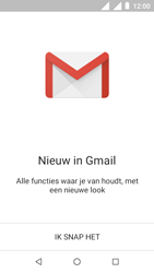 Nokia 1 - E-mail - handmatig instellen - Stap 4