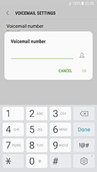 Samsung Galaxy J5 (2017) - Voicemail - Manual configuration - Step 8
