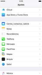 Apple iPhone 6s iOS 9 - E-mail - Configurar Gmail - Paso 3