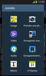 Samsung Galaxy S3 Lite (I8200) - MMS - envoi d'images - Étape 13