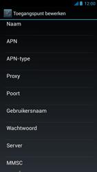 Acer Liquid E2 - Internet - Handmatig instellen - Stap 15