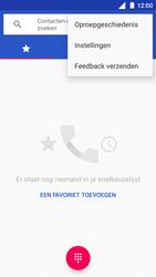 Nokia 6 (TA-1033) - Voicemail - Handmatig instellen - Stap 5