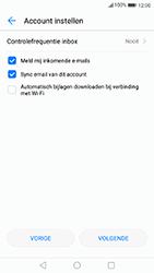 Huawei P8 Lite 2017 - E-mail - e-mail instellen: IMAP (aanbevolen) - Stap 18
