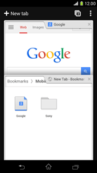 Sony Xperia Z1 Compact D5503 - Internet - Internet browsing - Step 17