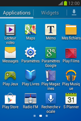 Samsung S6790 Galaxy Fame Lite - MMS - configuration manuelle - Étape 4