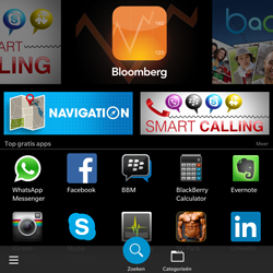 BlackBerry Passport - Applicaties - Downloaden - Stap 6