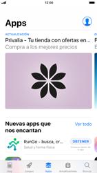 Apple iPhone 6 - iOS 11 - Aplicaciones - Descargar aplicaciones - Paso 5