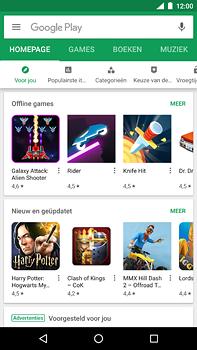 Nokia 6 (2018) - apps - app store gebruiken - stap 4