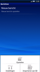 Sony Ericsson Xperia X10 - MMS - probleem met ontvangen - Stap 5