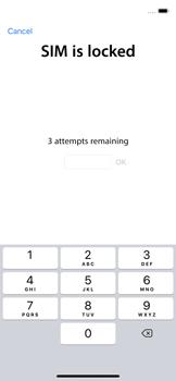 Apple iPhone XS - Primeiros passos - Como ligar o telemóvel pela primeira vez -  4