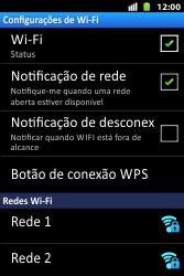 Huawei U8667 - Wi-Fi - Como configurar uma rede wi fi - Etapa 7