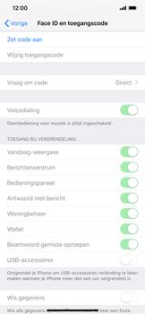 Apple iPhone XS Max - Beveiliging - stel in of wijzig pincode voor je toestel - Stap 4