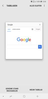 Samsung Galaxy A7 (2018) - Internet - hoe te internetten - Stap 19