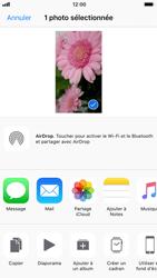 Apple iPhone 6s - iOS 11 - Photos, vidéos, musique - Prendre une photo - Étape 10