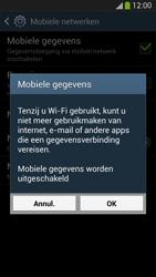 Samsung I9505 Galaxy S IV LTE - Internet - Uitzetten - Stap 7