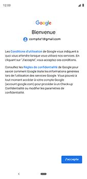 Google Pixel 3XL - E-mail - 032a. Email wizard - Gmail - Étape 10