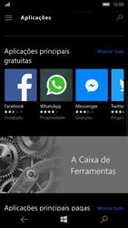 Microsoft Lumia 650 - Aplicações - Como pesquisar e instalar aplicações -  7