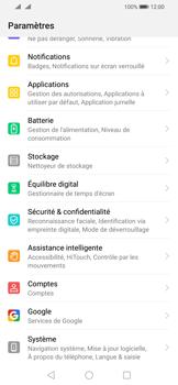 Huawei P Smart (2019) - Données - créer une sauvegarde avec votre compte - Étape 3