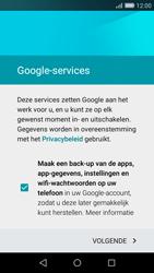 Huawei P8 Lite - E-mail - Handmatig instellen (gmail) - Stap 13