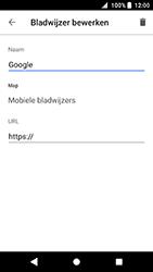 Sony Xperia XA2 - Internet - hoe te internetten - Stap 10