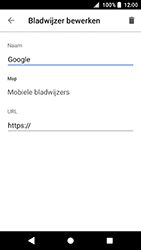 Sony Xperia XA2 - Internet - Internetten - Stap 10
