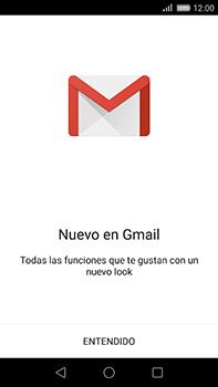 Huawei GX8 - E-mail - Configurar Gmail - Paso 4