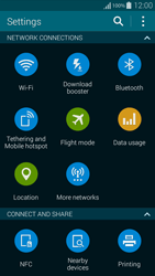 Samsung G850F Galaxy Alpha - Internet - Disable data roaming - Step 4
