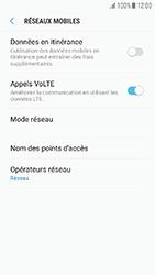 Samsung J330F Galaxy J3 (2017) - Mms - Configuration manuelle - Étape 6
