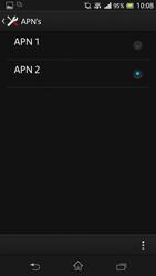 Sony C5303 Xperia SP - Internet - Handmatig instellen - Stap 17