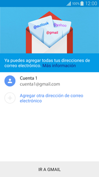 Samsung N910F Galaxy Note 4 - E-mail - Configurar Gmail - Paso 14